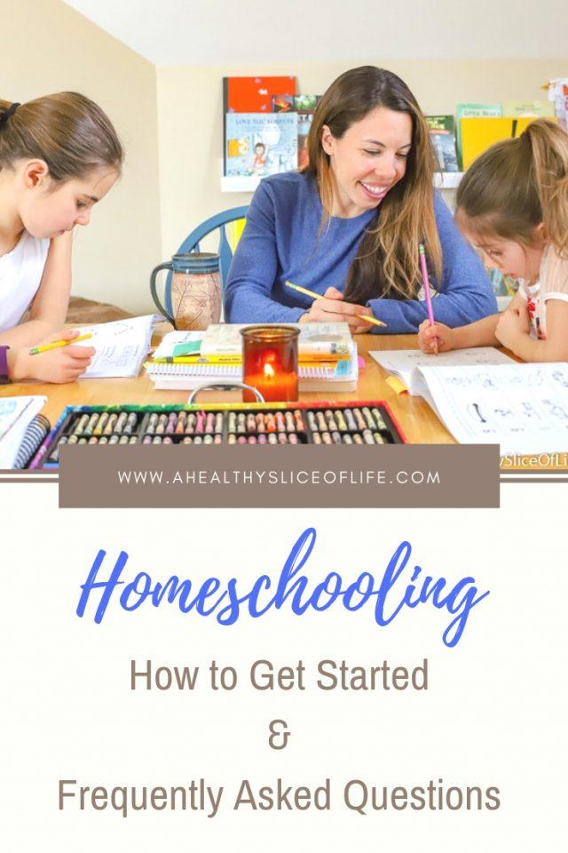 Homeschooling where to start