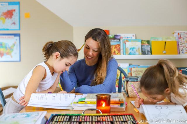 homeschool kids
