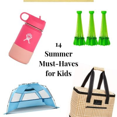 14 Summer Essentials for Family Fun in the Sun