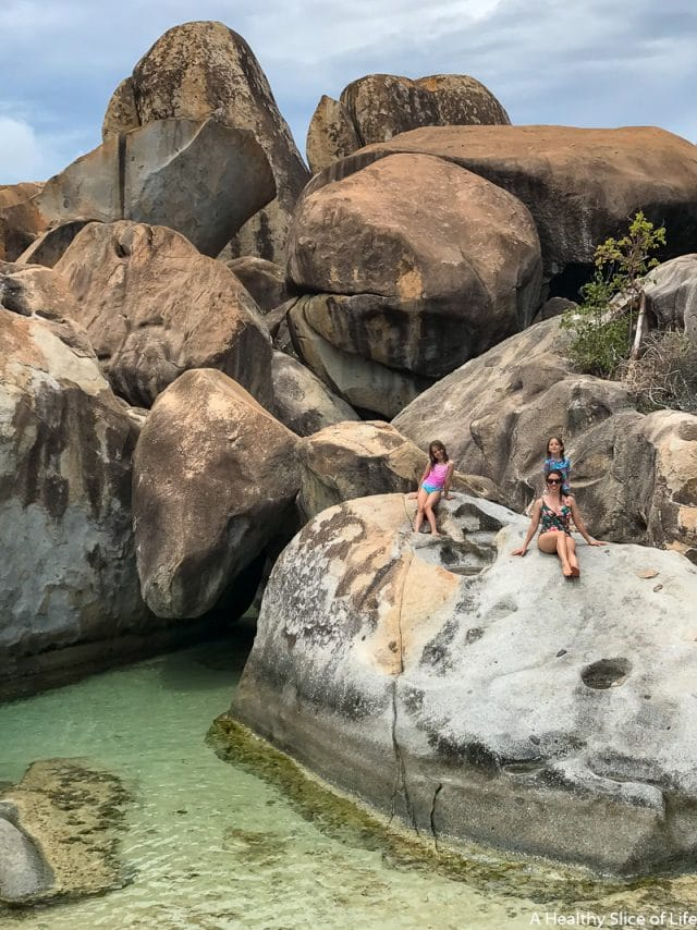 The Baths BVI