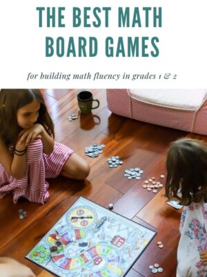 best math board games for grade 2