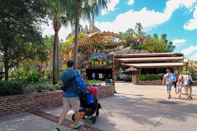 TREX Restaurant Disney Springs