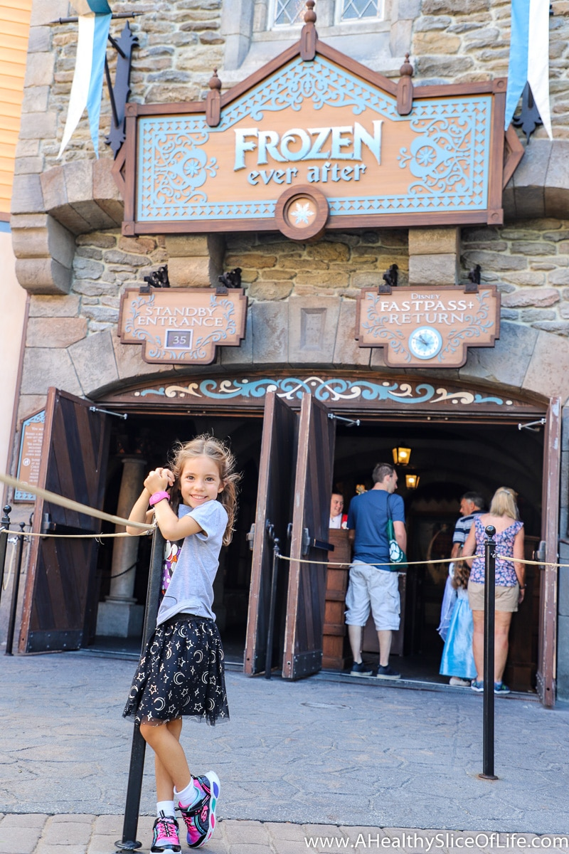 Frozen Ever After Epcot