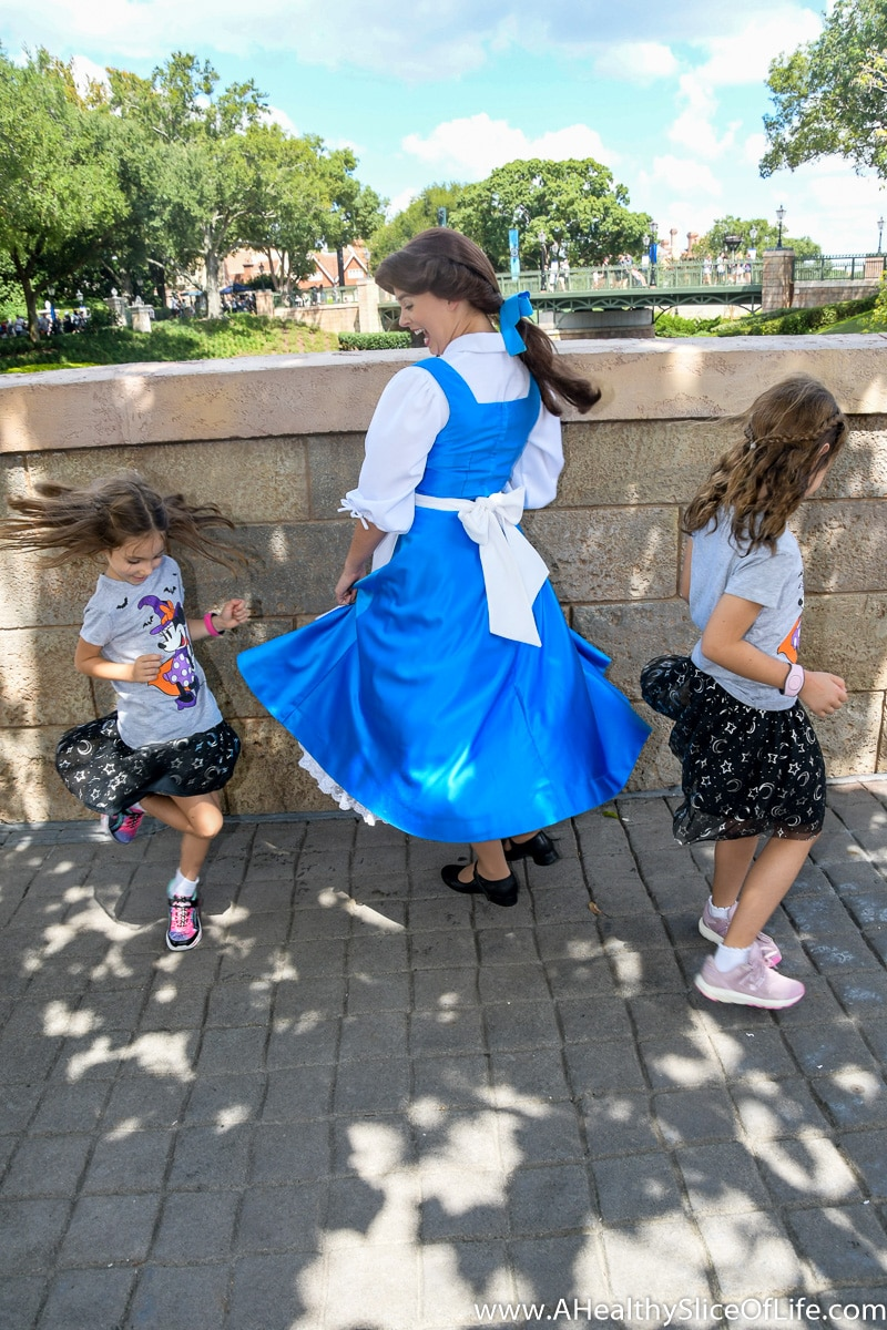 Belle at Epcot