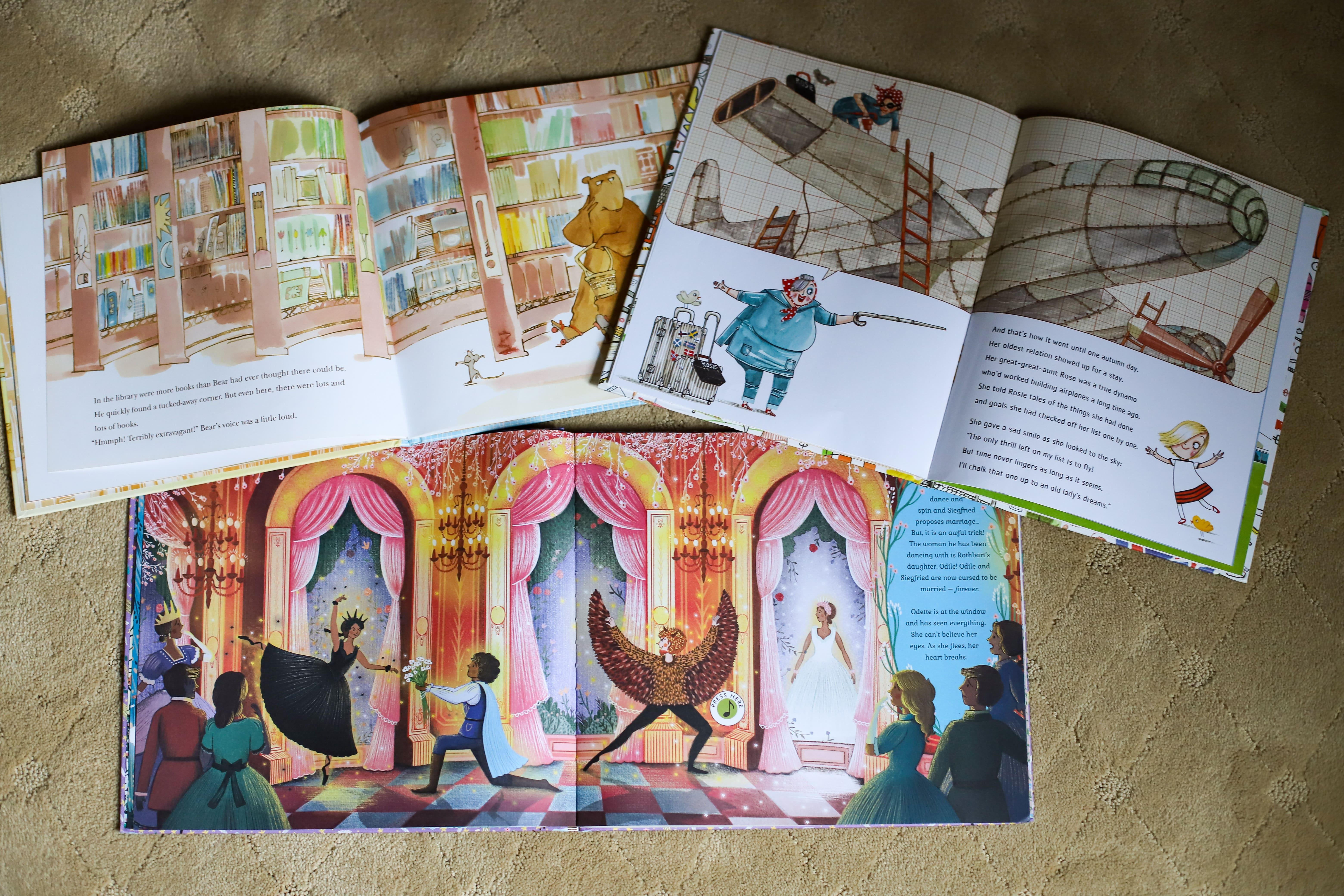 homeschool book favorites