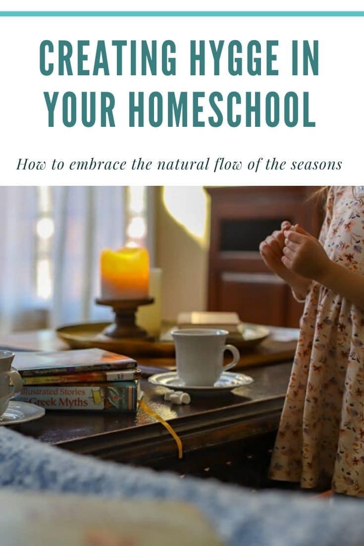hygge homeschooling