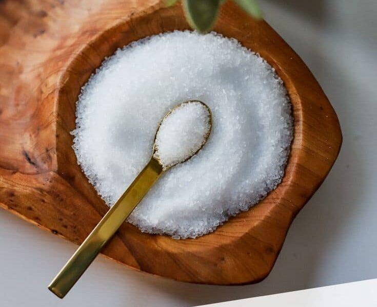 Epsom salt for health
