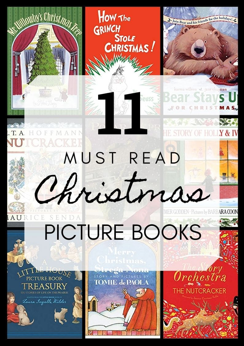 christmas picture book favorites