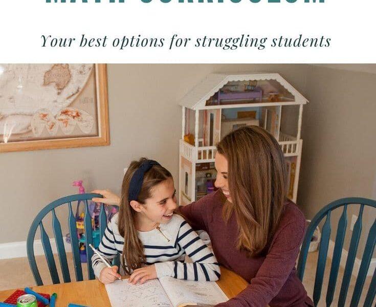 mom and daughter homeschool
