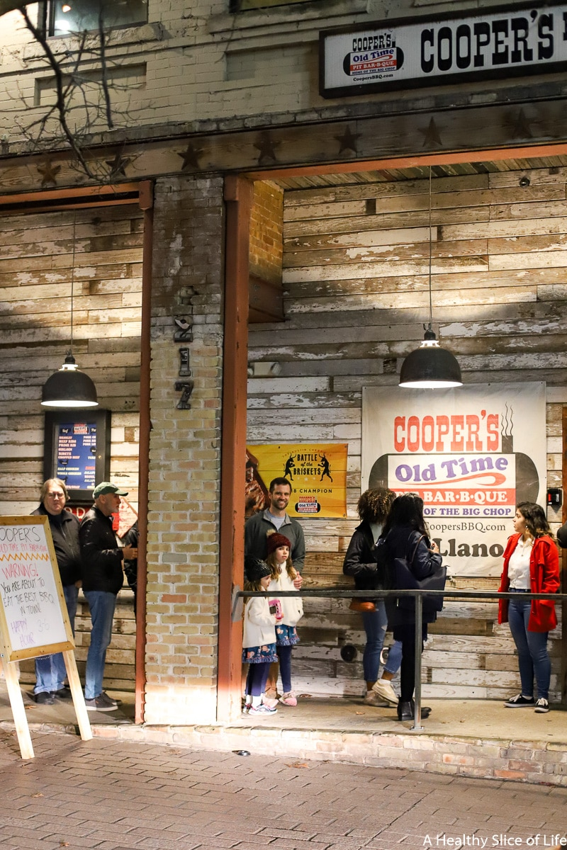 Coopers BBQ Austin Texas