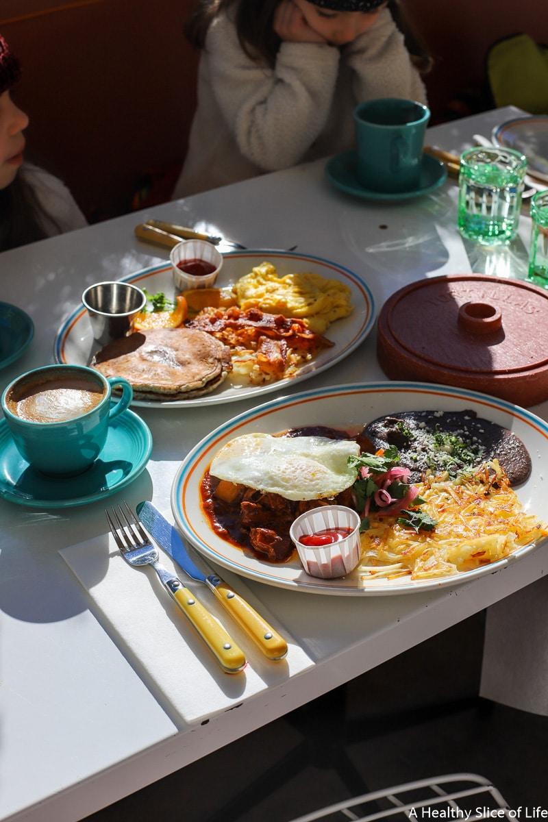 Joann's Fine Foods Austin breakfast
