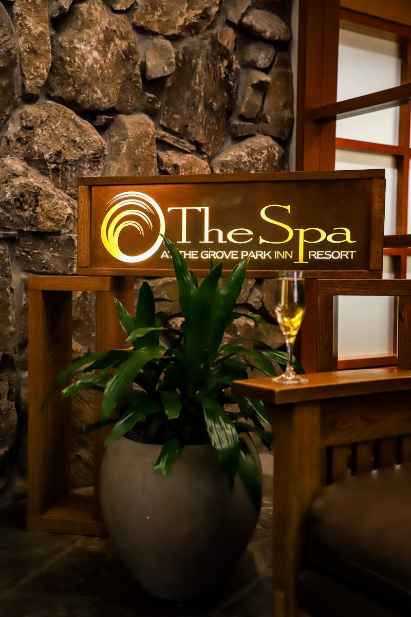 The Spa at the Omni Grove Park Inn Asheville- A Healthy Slice of Life