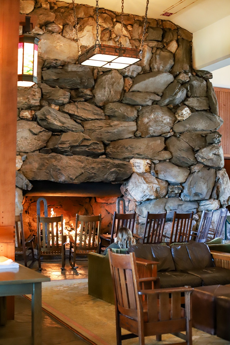 omni grove park inn fireplace