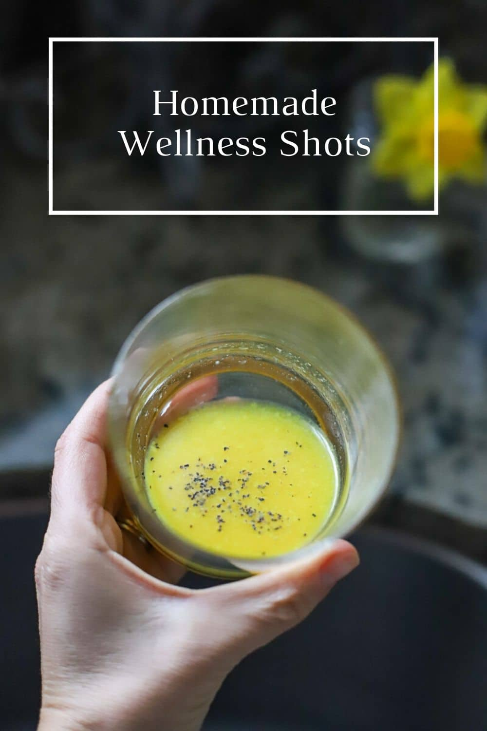 turmeric wellness shot