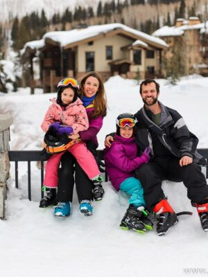 Solitude Mountain family