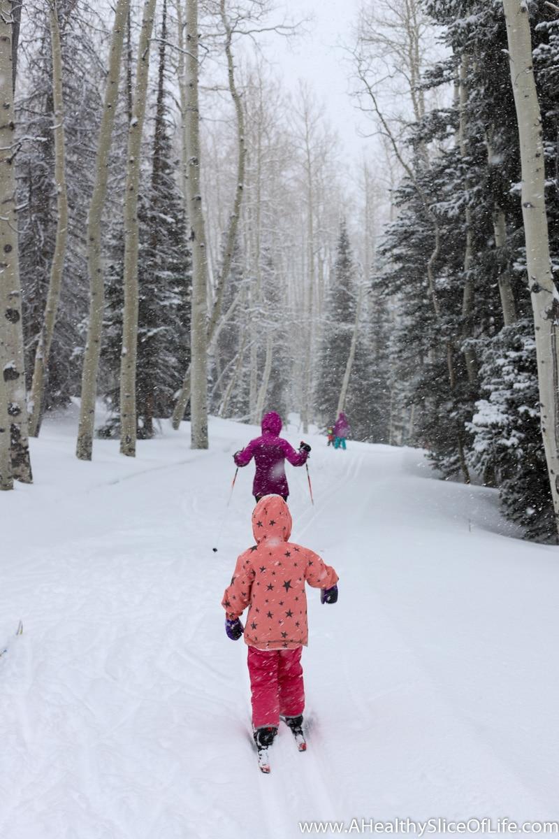 nordic center solitude family cross country skiing