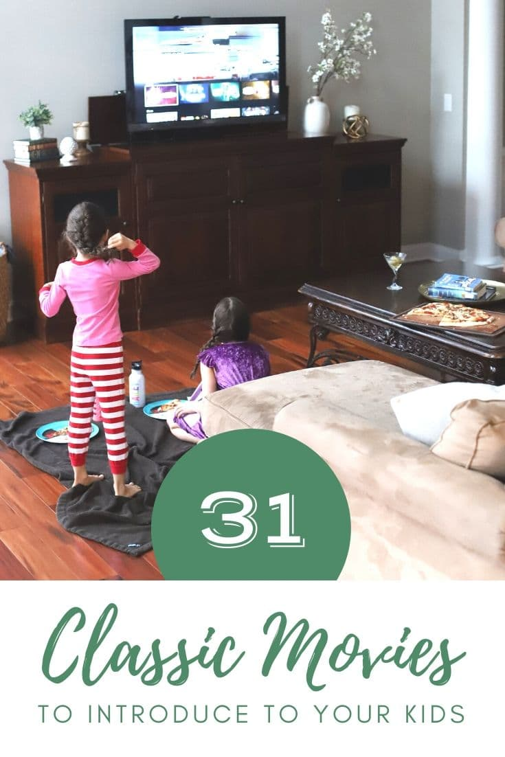 classic movies to watch with kids