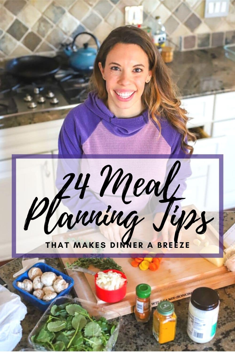 meal planning tips to make dinner a breeze