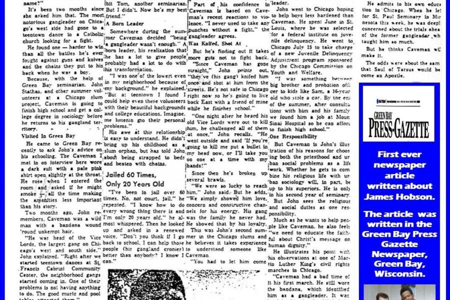 green bay press gazette hobson stathas