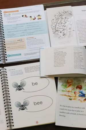 The Good and The Beautiful Language Arts Review - A Healthy SLice of Life (3 of 6)
