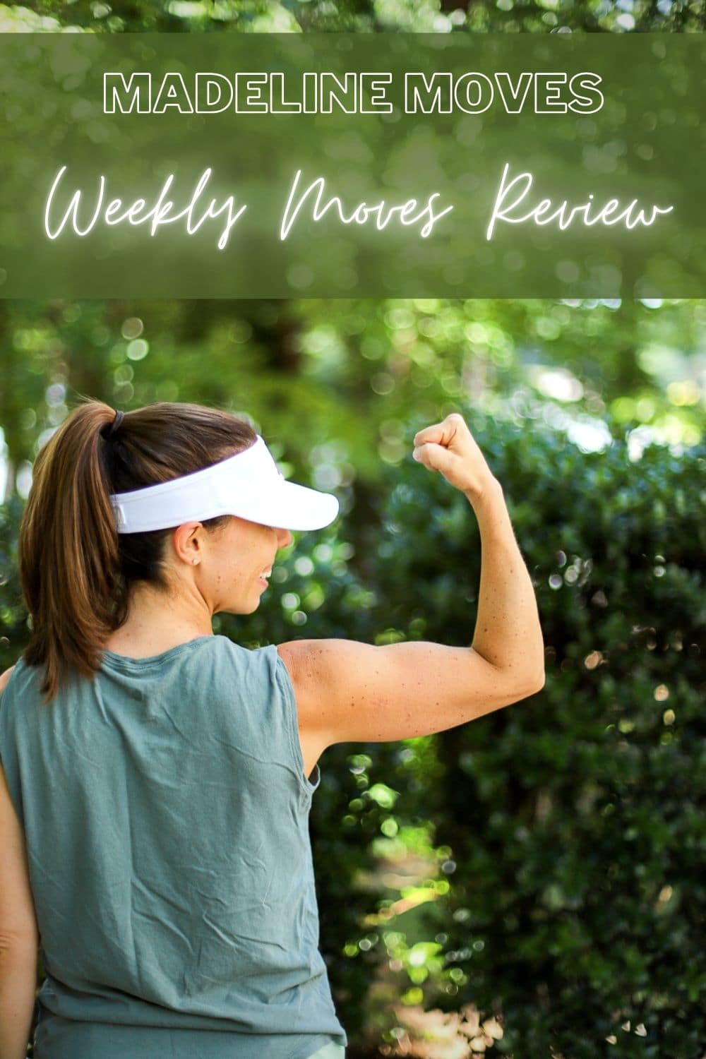 WEEKLY MOVES REVIEW