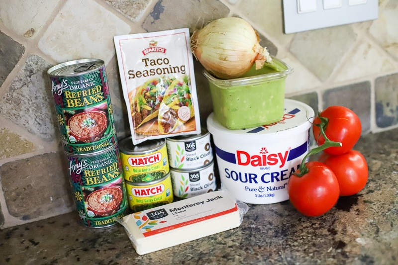 layered Mexican dip recipe- a healthy slice of life (1 of 8)