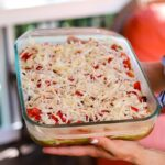 layered Mexican dip recipe- a healthy slice of life (7 of 8)