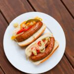 easy sausage and peppers dinner