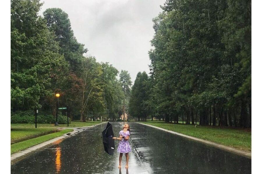 dance in the rain quote