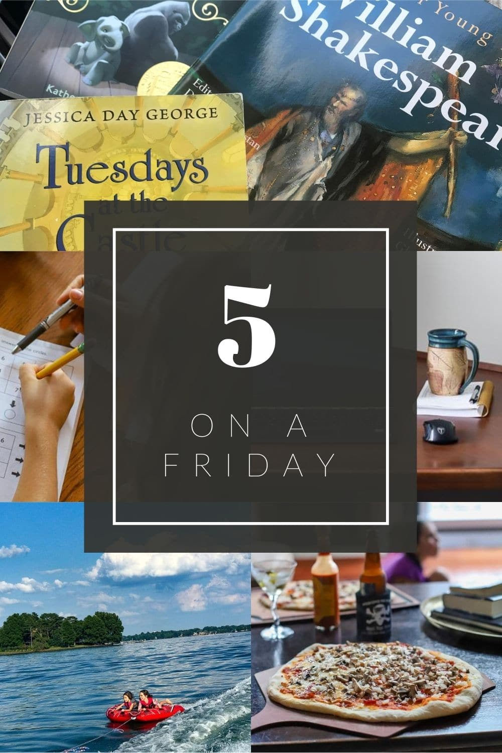 five on a friday healthy slice of life