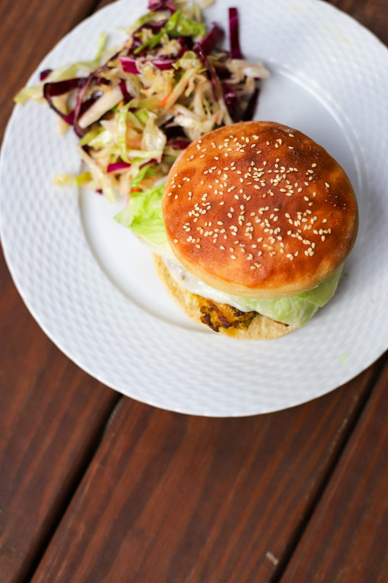 homemade hamburger bun bread machine recipe- a healthy slice of life (8 of 8)