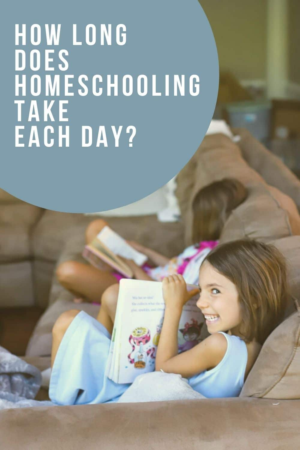 how long does homeschooling take each day