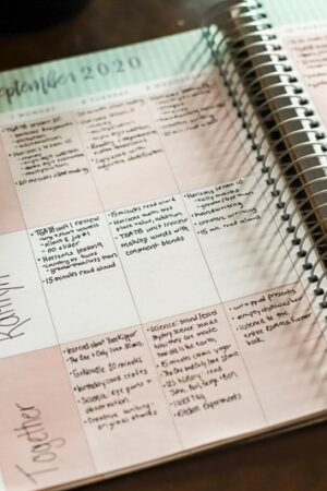 homeschool planning in reverse (3 of 3)