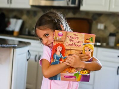 Disney Princess cookbook review