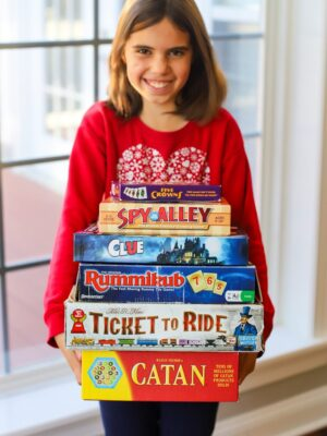 hailey board games