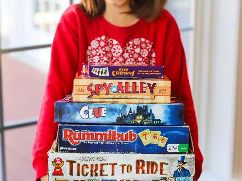 hailey board games