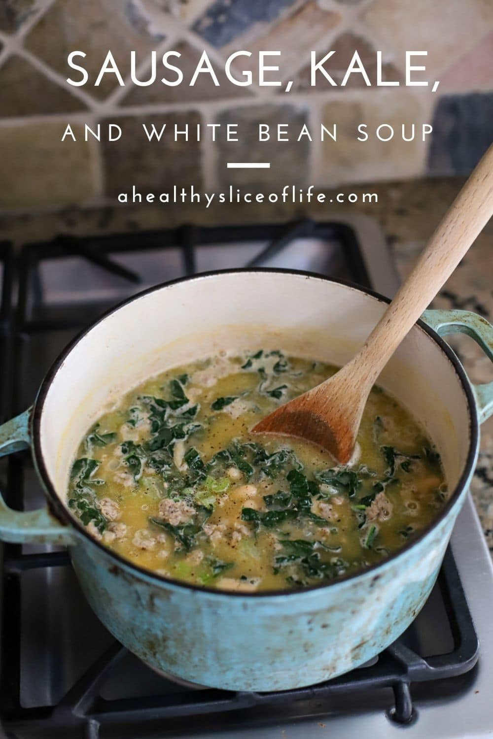 sausage kale and white bean soup recipe