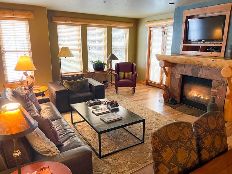 The Lodges at Deer Valley 2 BR condo