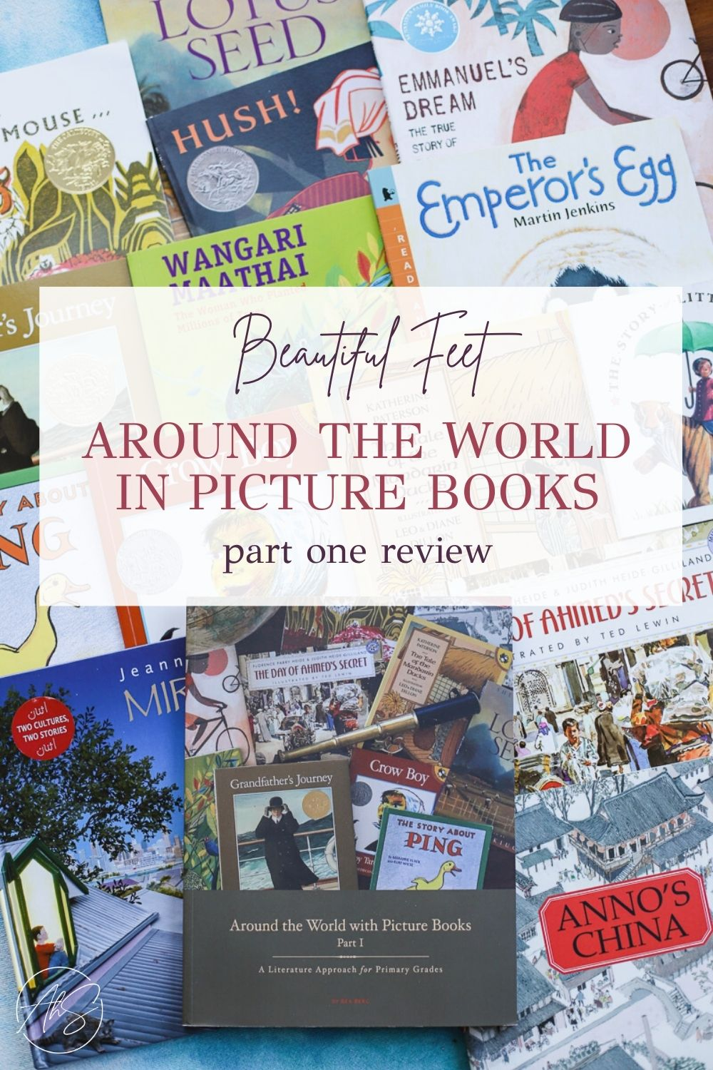 Beautiful Feet Around the World review