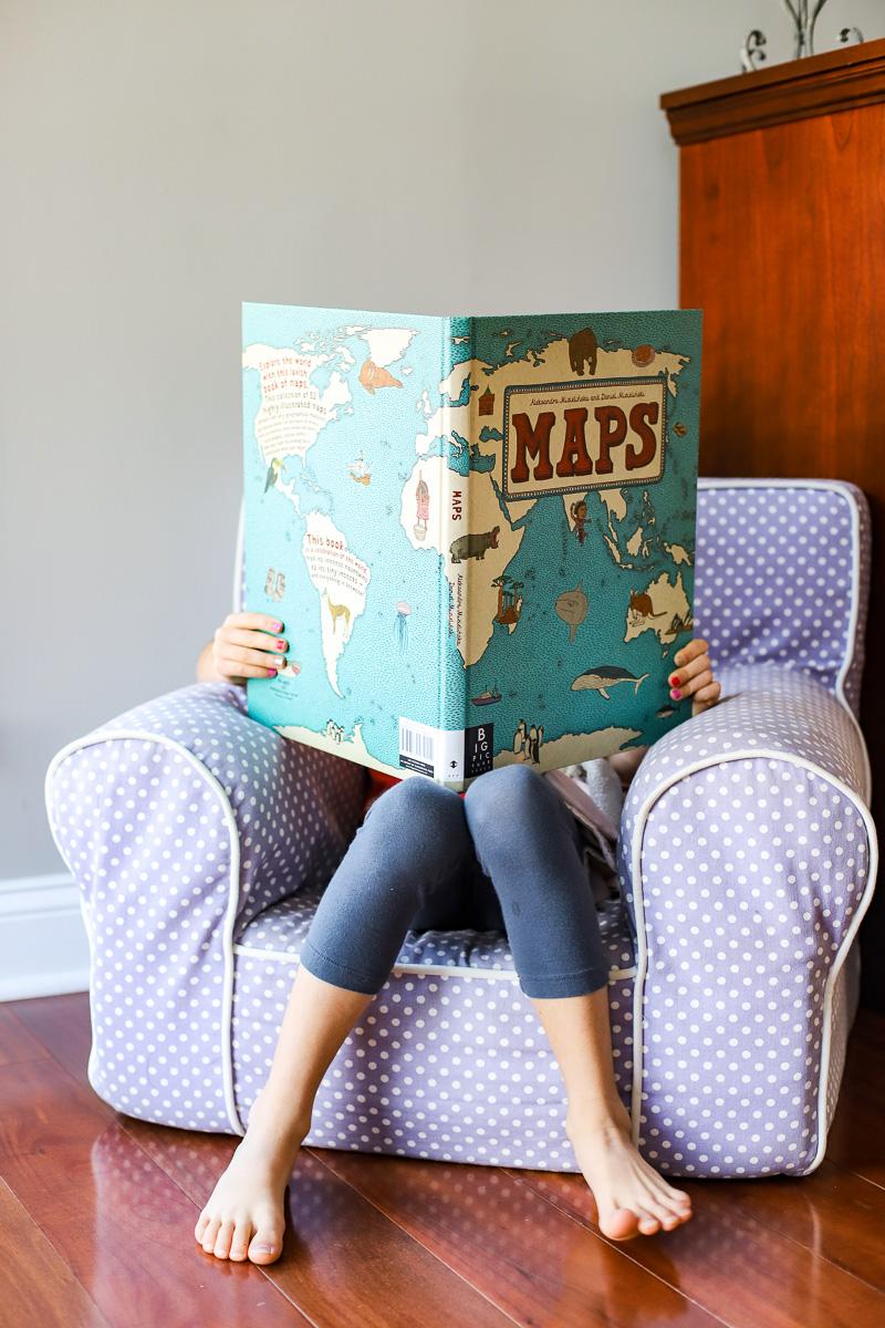 MAPS book homeschool