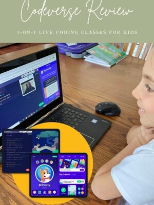 online codeverse coding class for kids
