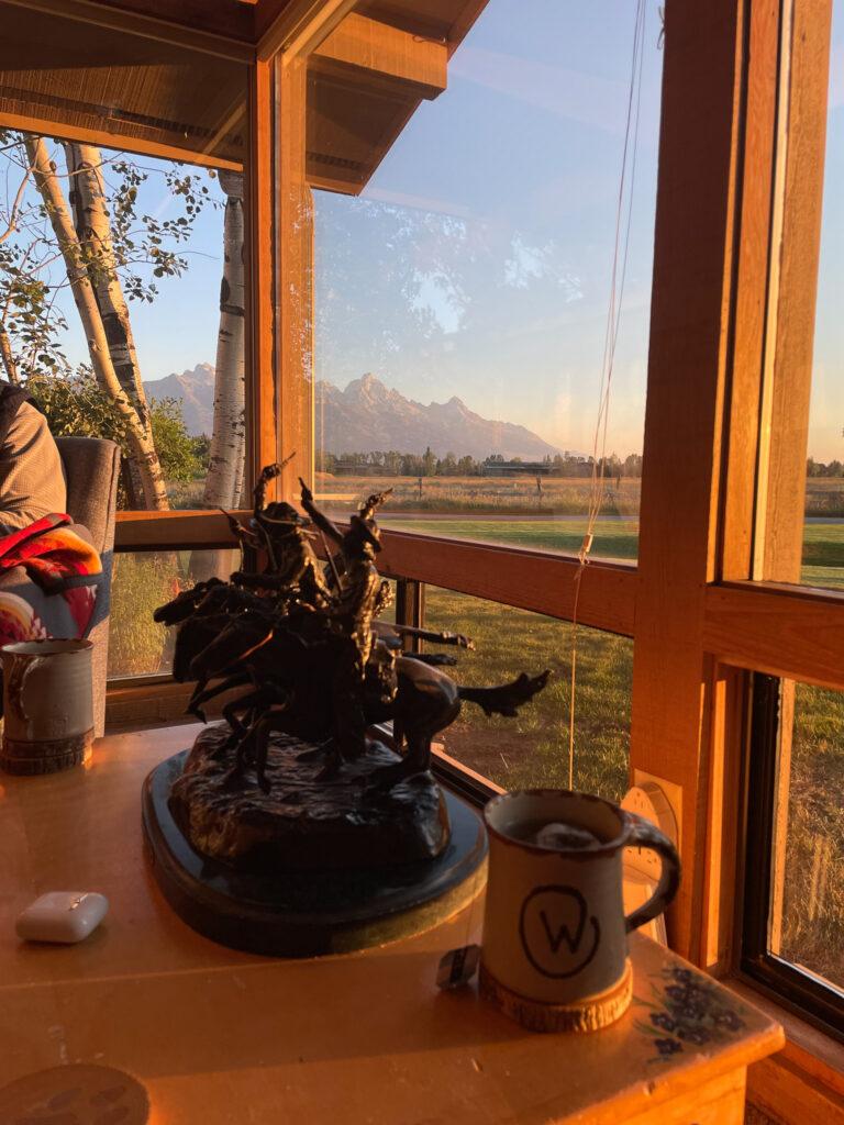 The Director's Cabin Grand Teton