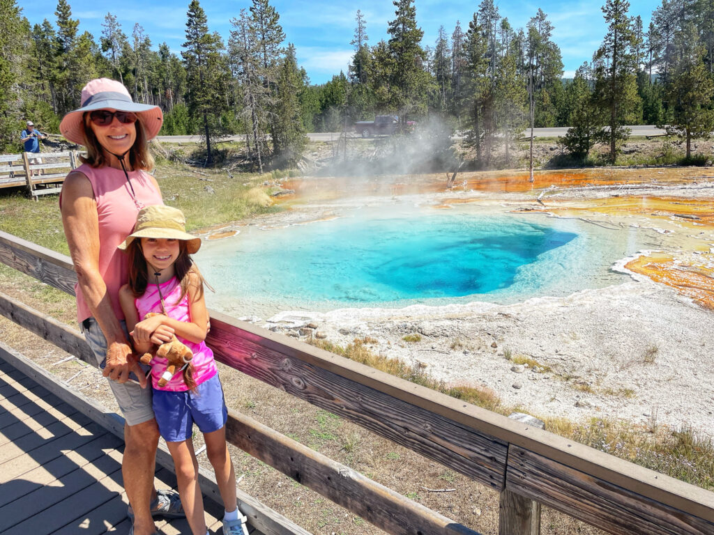 Fountain Paint Pots Yellowstone